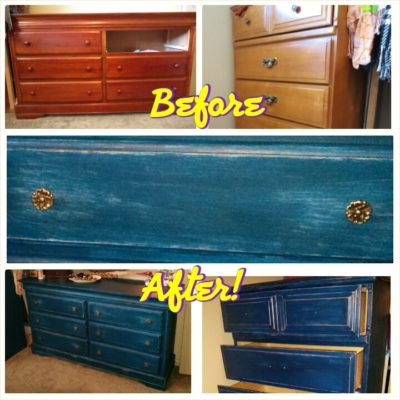 refurbisheddressers